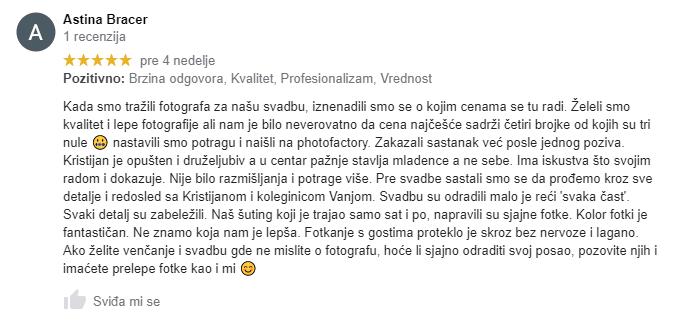 Review Astina